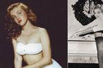 Marilyn Monroe na vzácných záběrech ze začátku kariéry