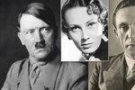 Hitler mě chtěl, ale sex jsem měla s Goebbelsem.
