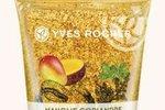 Sprchový gel s peelingem Mango & koriandr, Yves Rocher, 99 Kč (200 ml)