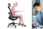 Za bolavá záda si můžeme sami, tvrdí lékaři: 5 původců našich potíží