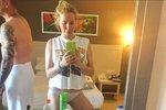 Foto po sexu? Kristelová v kalhotkách a Řepka v ručníku: Odhalili ložnici, kde dovádí na dovolené!