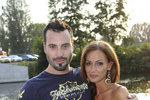 Pár tvořili Eliška Bučková a Václav Noid Bárta dva roky. Pak mu ale Eliška vrátila snubní prstýnek a v tichosti se rozešli.