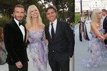 České topmodelky v Cannes: Kurková zlíbala Beckhama!