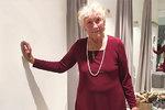 93letá babička se vdává