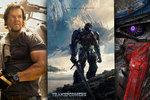 """Transformers se vrací: Páté pokračování je ale spíš """"bayovská"""" verze Šifry mistra Leonarda"""