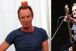 Britský zpěvák Sting (65) rozpálil fanoušky v Praze: Nejdřív ovoce, pak ovace!