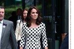 Kate Middleton a její nový účes