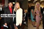 O 37 let mladší přítelkyně Podhůrského se změnila v barbie! Před půl rokem vypadala jinak
