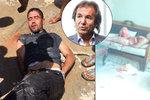 Terorista na pláži? Kryjte se a utíkejte, radí expert Šándor po útoku v Egyptě