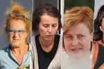 Herečky v létě na make-up kašlou: Šinkorová, Vlasáková a Schneiderová ukázaly pravou tvář