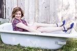 Zuzana Norisová aktuálně natáčí druhou řadu seriálu Prázdniny. Tu první vysílá Prima každou středu ve 20:15.