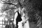 Svatba Moniky a Andreje Babišových proběhla samozřejmě na Čapím hnízdě