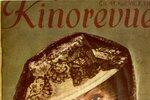 Na titulní straně časopisu Kinorevue, jehož šéfredaktorka měla nějakou dobu Svozilová za manžela.