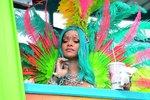 Rihanna na karnevalu