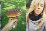 Hvězdy na houbách: Kopřivová se ztratila, Maurerová zase cvičí!