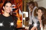 Miss Face ve znamení odhalování: Švantnerová ukázala kalhotky, Decastelo bradavky!