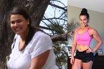Vážila 150 kilogramů a nedokázala vstát z pohovky! Neuvěříte, jak vypadá dnes!