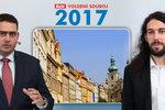 """""""S byty v Praze se šmelí,"""" tvrdí Piráti. Dolínek: Bývávalo. Ceny tlačí Airbnb"""