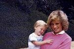 Princezna Diana milovala hodinky od Cartier