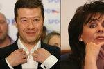 Okamura zamlčel kšeft s Veseckou: V přiznání majetku mu chybí 15 milionů