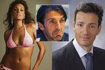 Šeredovou podváděl manžel, miliardáře si proto víc hlídá! Jak rozvod s Buffonem snášely děti?
