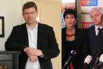 """Za Kalouska tlačí část TOP 09 Pospíšila, lídra """"zvenčí"""" Niedermayer nechce"""