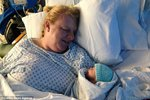 Porod proběhl také bez komplikací