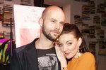 Zpěvačka Dasha s partnerem Ondřejem