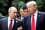 Trump chce Putina jen pro sebe. V Helsinkách si mají promluvit beze svědků