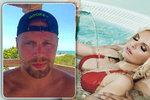 Hledaný exmanžel Kristelové si užívá na Floridě: Policisté řekli, proč ho nezatkli