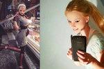 V Barbie se začala měnit už ve 13! Živoucí panenka oslavila 18 odhalenými ňadry