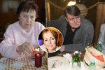 Smutná slova maminky Bartošové (†48): Vánoce opět bez Artura! Iveta bude mít prostřeno…