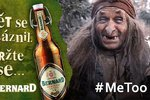 Kontroverzní reklama pivovaru Bernard