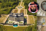 Freska jako ze Sixtinské kaple, vlastní kino i divadlo: Saúdský princ koupil nejdražší sídlo světa! Zámek po Ludvíku XIV. pořídil za 6,5 miliard