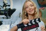 Sestřih z natáčení druhého dílu Mamma Mia