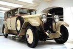 První československý prezident T. G. Masaryk vystřídal několik vozů převážně domácí výroby, včetně této Škody Hispano-Suiza