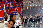 Severokorejci míří na olympiádu. Doprovodí je Kimovy roztleskávačky a sestra
