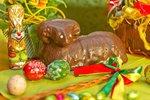 Recept na velikonočního beránka: Hrnkový z biskupského těsta