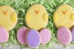 Velikonoční kuřátka: Upečte si veselé cukroví nejen pro koledníky