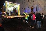 """""""Báli jsme se výbuchu, elektřina stále fungovala,"""" popsal svědek z hořícího hotelu v Praze"""