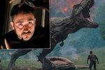 """Jurskému světu hrozí zánik! Režisér J. A. Bayona: """"Uviděl jsem dinosaury poprvé a věděl, že na plátně je možné všechno!"""""""
