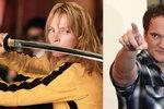 15 let tajená zášť: Musí ti vlát vlasy, přikázal Tarantino Umě. Děsivě nabourala, režisér se teď omluvil