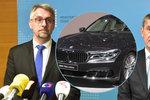 Luxusní BMW pro ministry budou. I když se Babiš nad jejich nákupem tak rozohnil