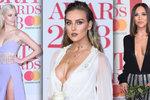 Pokrytecké chování na Brit Awards: Dámy bojují proti obtěžování, vystavily ale prsa i rozkrok!