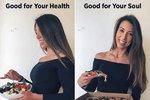 Amanda Meixnerová: Co je dobré pro naše zdraví a a co pro duši.