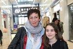 S dcerou Ráchel