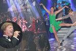 Honosný ples Českého rozhlasu: Tančily hvězdy ze StarDance, zpíval i Maroš Kramár!