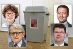 Do TOP 09 se hrnou lidé i přes bídné volby. Libují si i propadlí Zelení a Svobodní