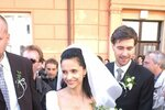 2002 - Lucie Bílá si vzala hudebníka Pražské komorní filharmonie Stanislava Penka.