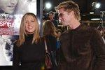 Brad a Jennifer v roce 2001